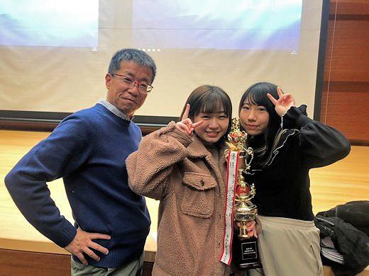 阪南大学流通学部において「プレゼンテーション大会」を開催